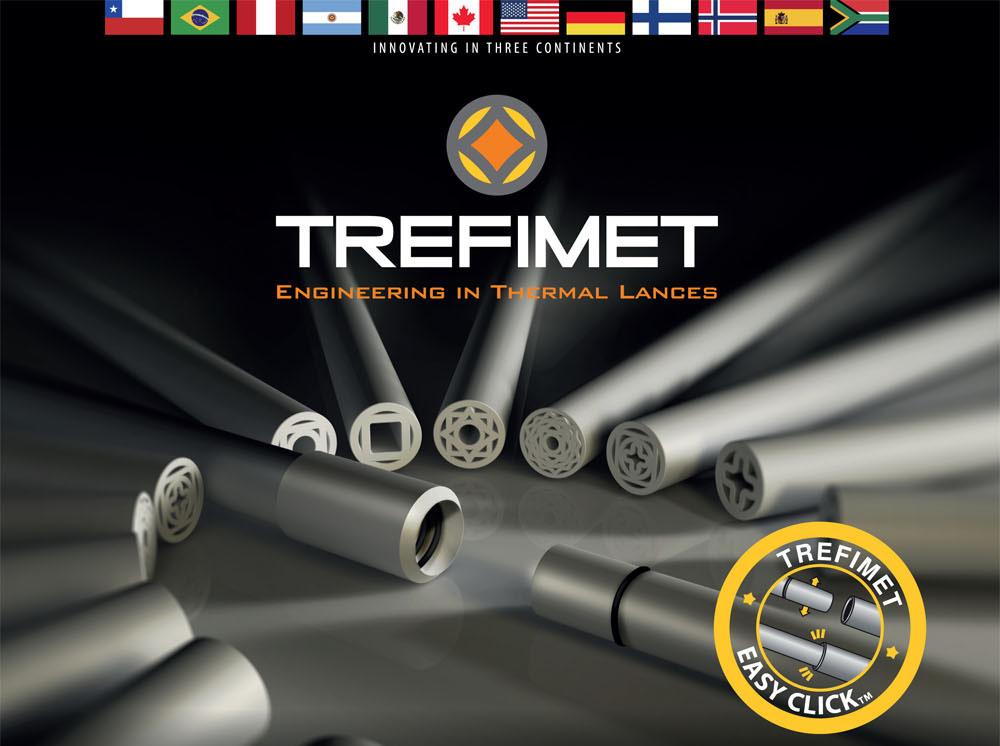 Neven Matthews (Pty) Ltd Exclusive Distributors of Trefimet Lances in Southern Africa